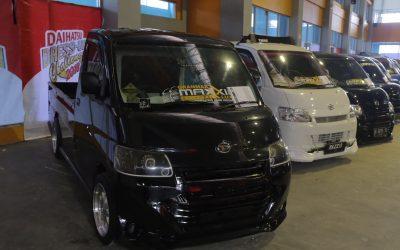 Daihatsu Tantang Para Modifikator di Makassar