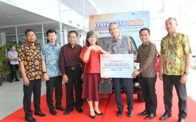 Daihatsu segarkan lagi unit pelanggan setia di Sulawesi